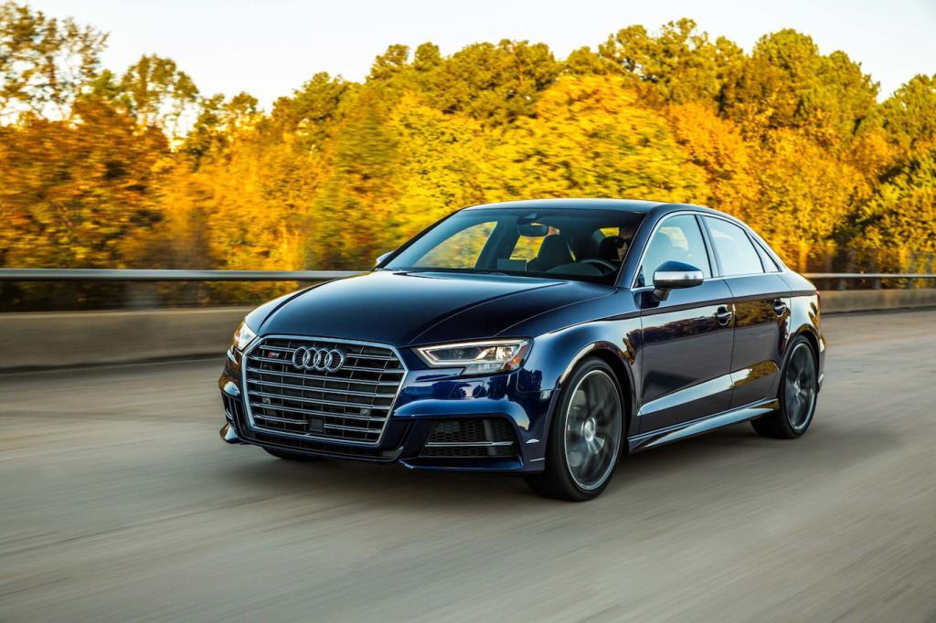 specifikacije za Audi A3