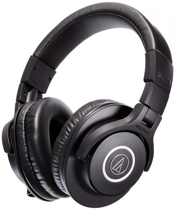 пълноразмерни слушалки аудио техн. ath 900