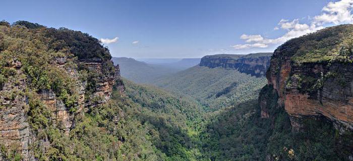 Jaka jest najwyższa góra w Australii: zdjęcie