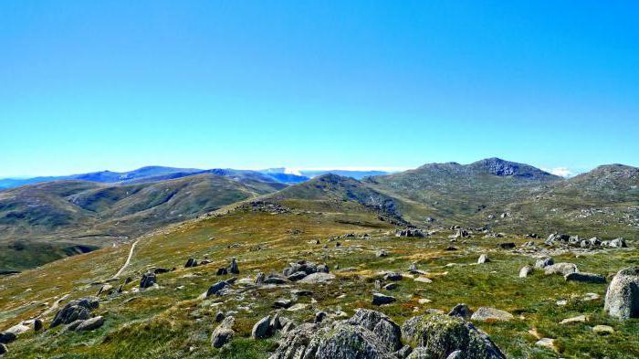 Jaka jest najwyższa góra w Australii: opis