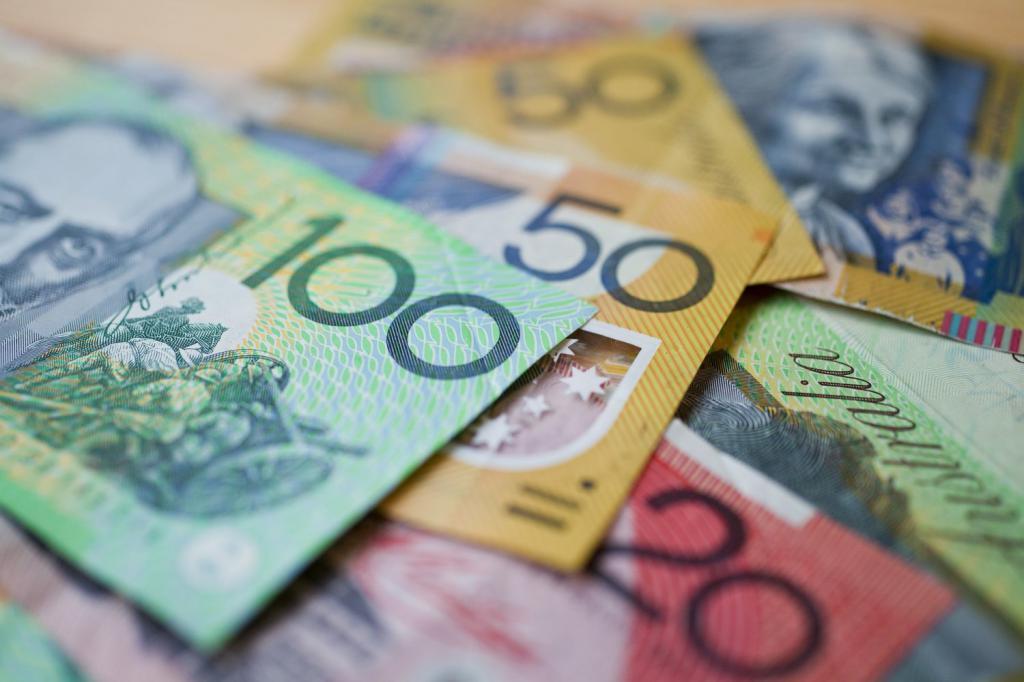 Рачуни Аустралијских долара