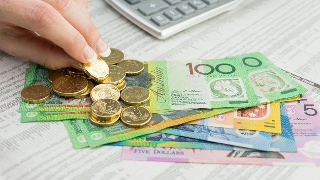 Аустралијски новац