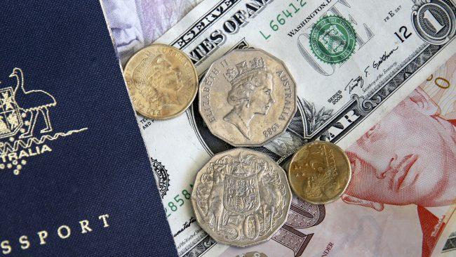 Аустралијска размена новца