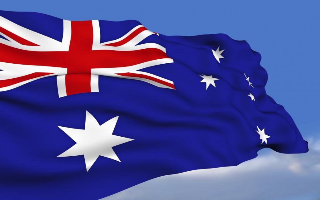 Флаг оф аустралиа