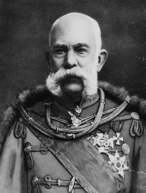 misure prese dall'imperatore il joseph francese