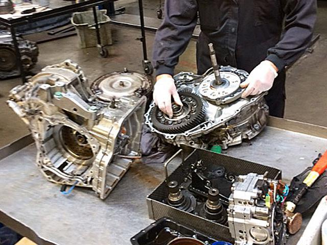 ремонт автоматична трансмисия bmw го направи сам