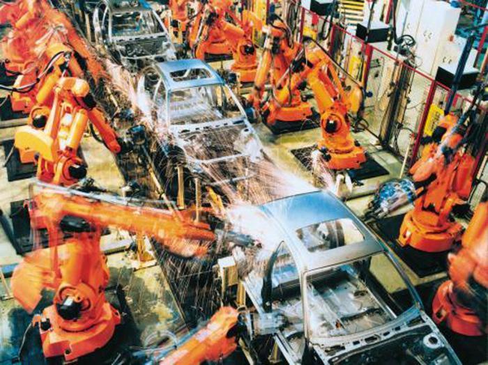 automatizace technologických procesů a výroby