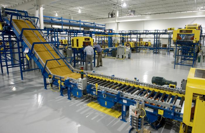 avtomatizacija proizvodnje