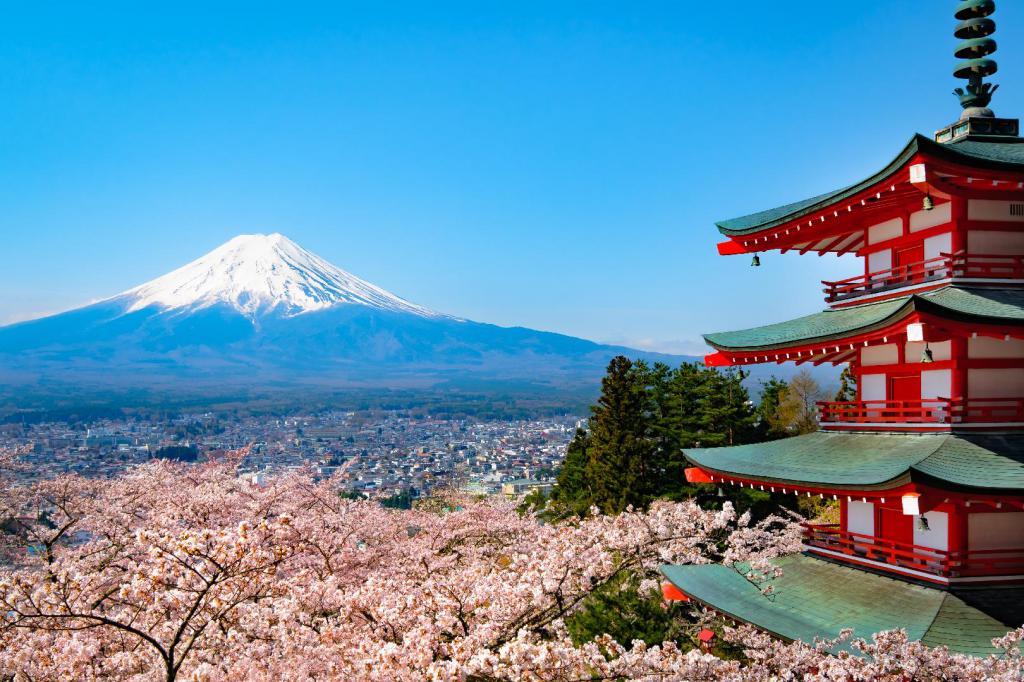 одмор у Јапану