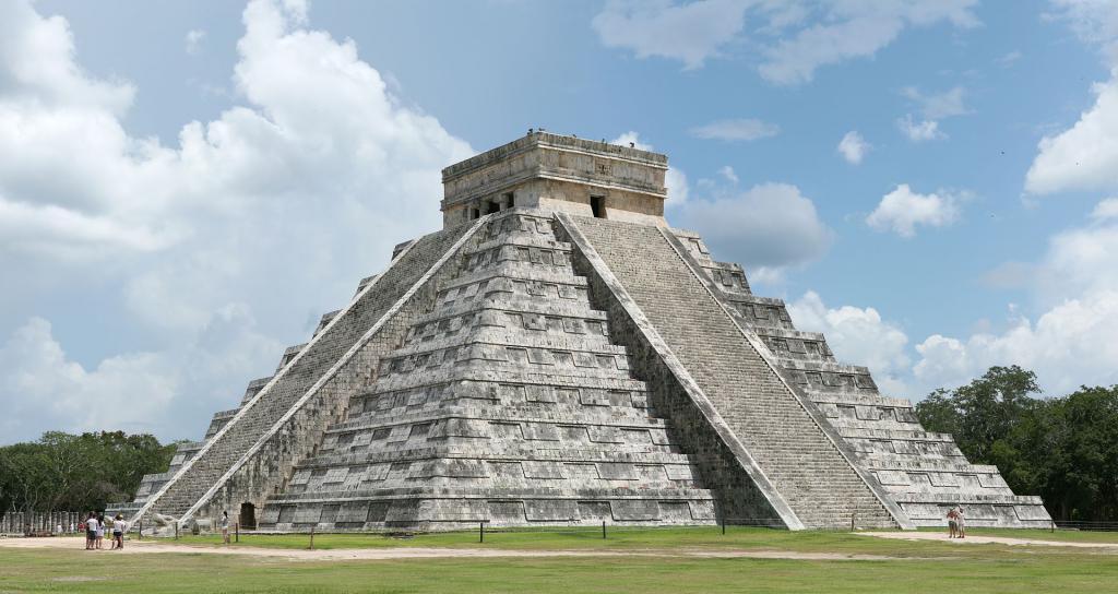 пирамида у Мексику