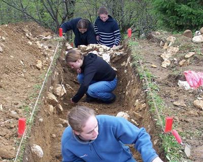 Archeologie je věda učení.