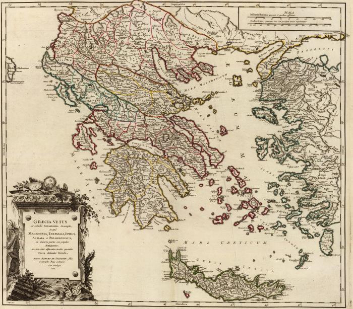 Povijesna geografija