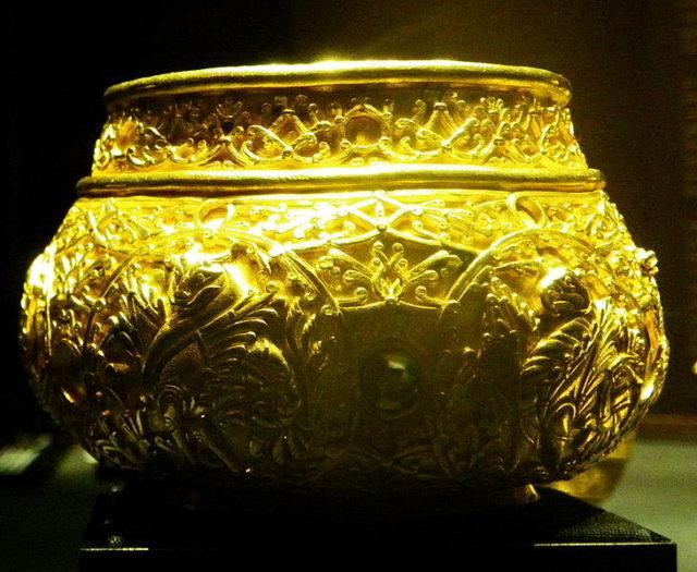 Zlatna zdjela avara