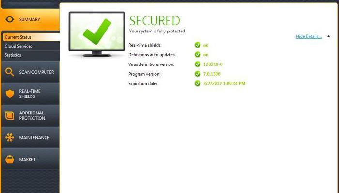 avast hodnocení zabezpečení internetu