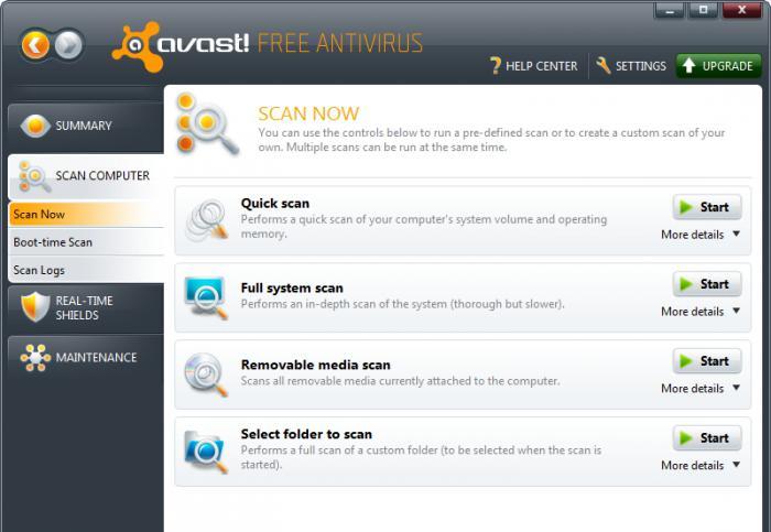 avast antivirus recenze