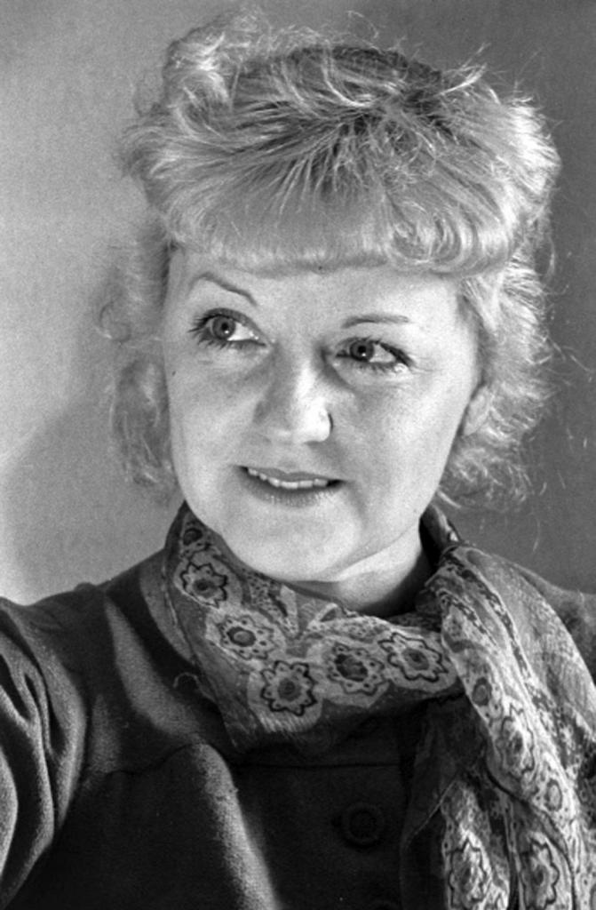Maria Ivanovna Babanova