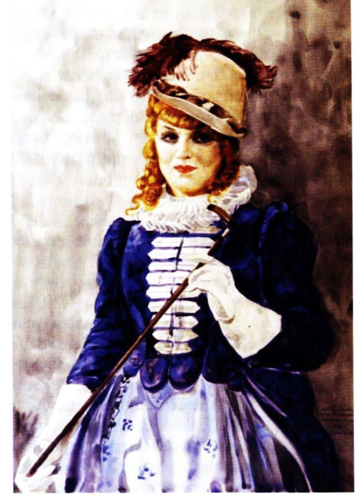 babanova maria roles