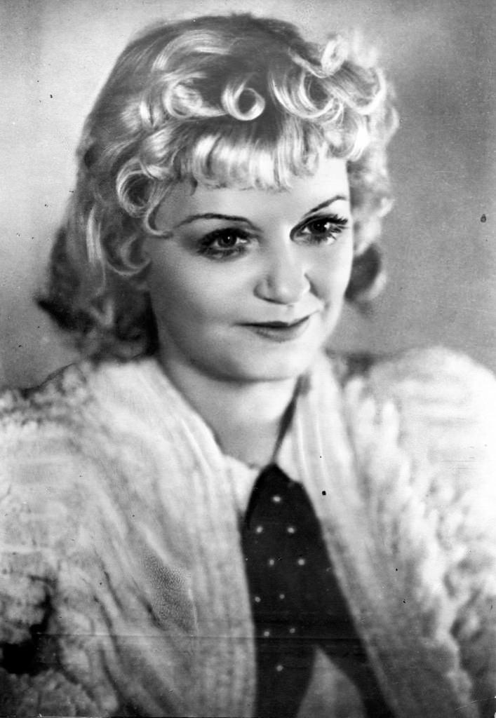 Maria Babanova igralka osebna