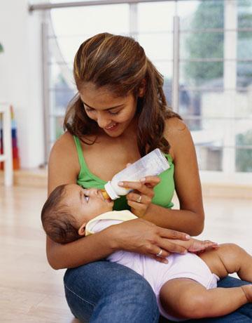 kojenecké láhve pro novorozence