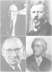 zgodovinsko ozadje sociologije