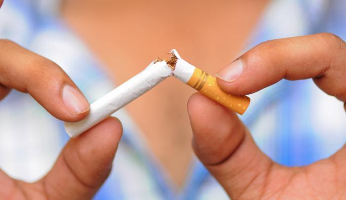 loše navike pušenja