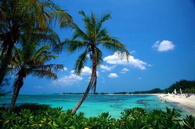 odmor na Bahamima