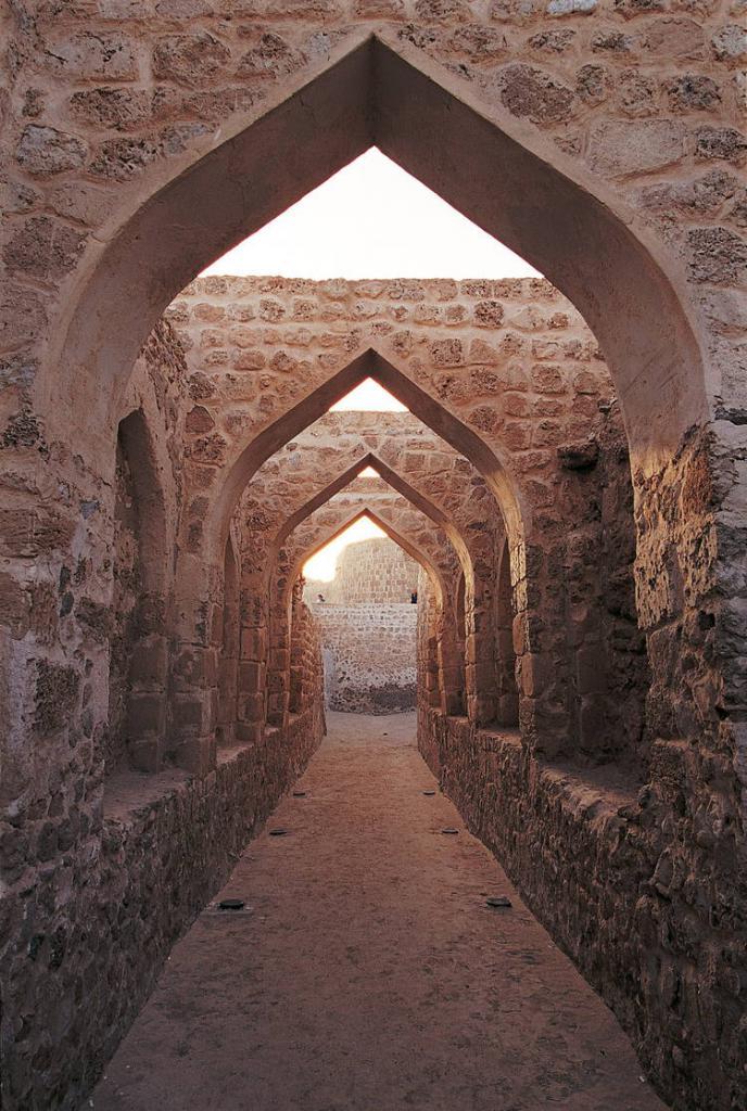 Bahrain Ancient Fort
