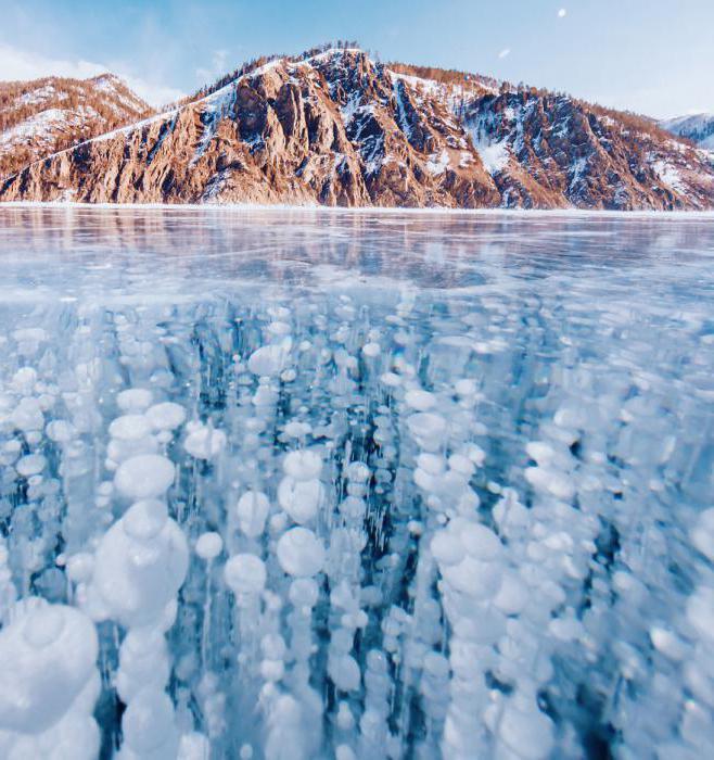 Lake Baikal zanimljivosti za djecu