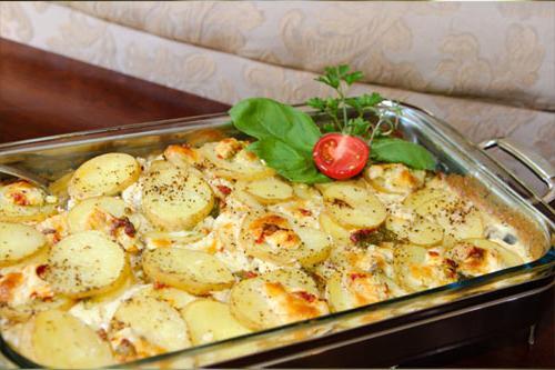 ispeći krumpir u pećnici