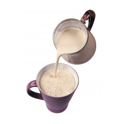beneficio e danno del latte cotto