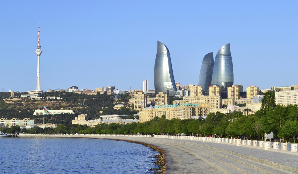 Capitale dell'Azerbaigian
