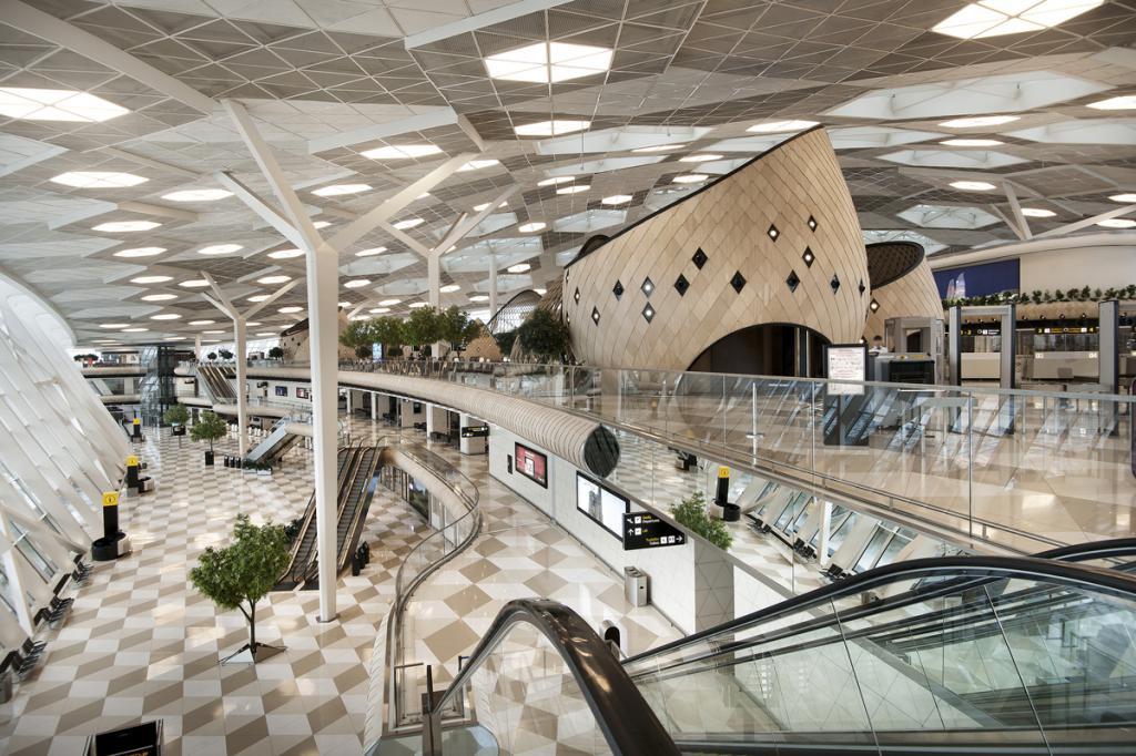 Aeroporto di Baku