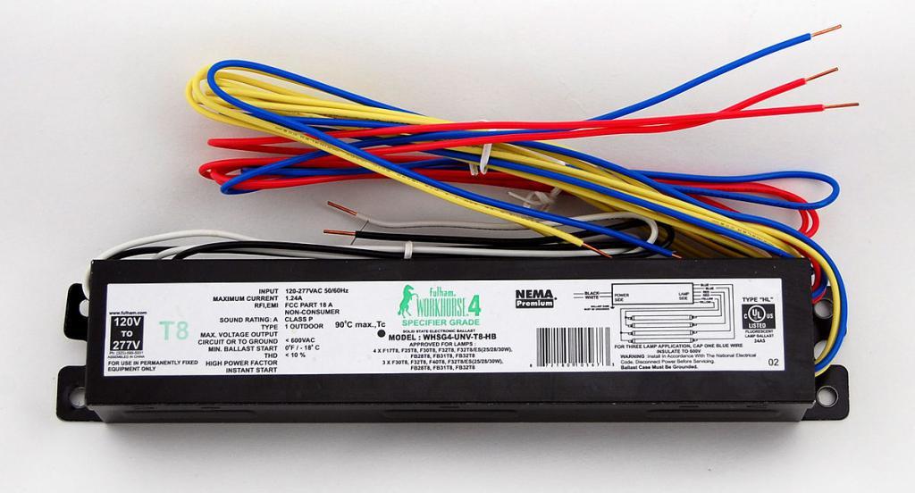 Elektrické předřadníky