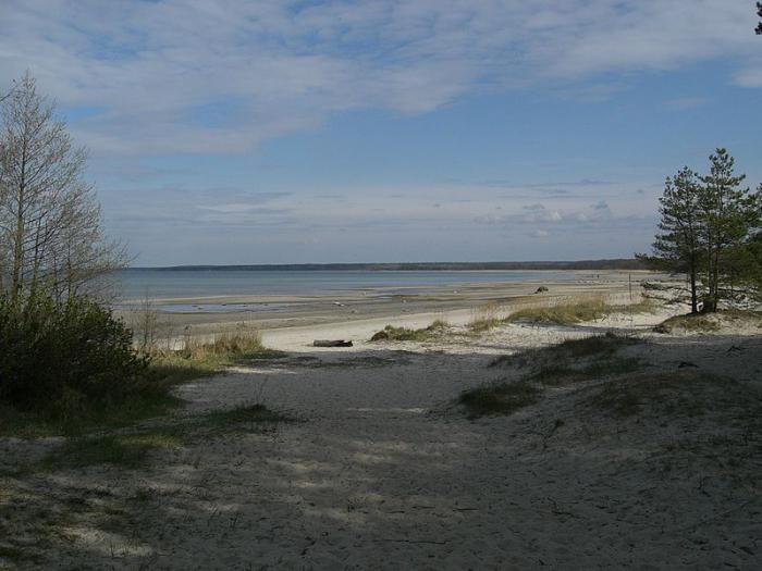 где је Балтичко море