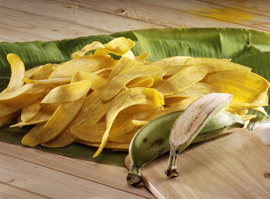 banan čipi