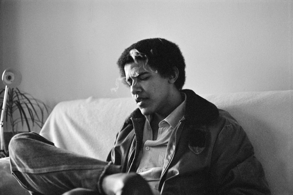 Biografia Baracka Obamy