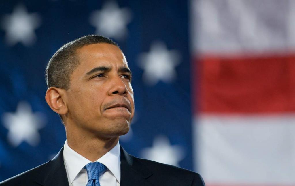 Gdzie jest Barack Obama