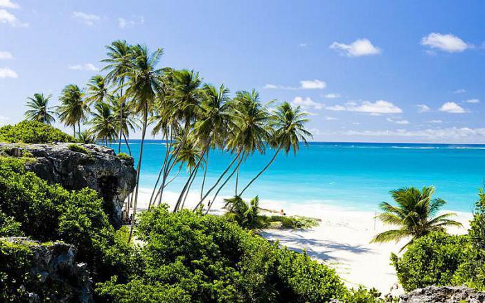 Barbados dove è la foto