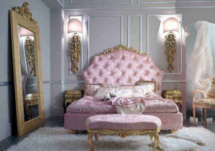 barokni stil u suvremenom interijeru