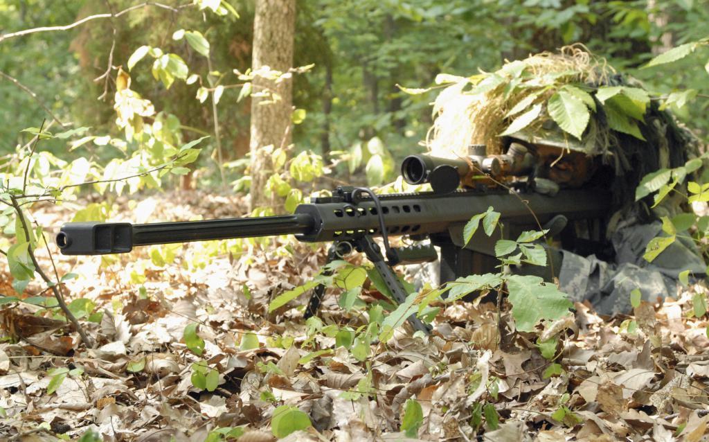 барретт м82 снајперска пушка