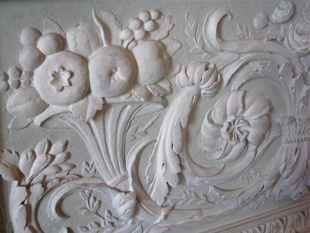 bassorilievo sul muro