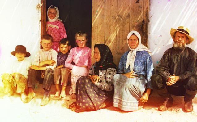 Famiglie di lingua russa