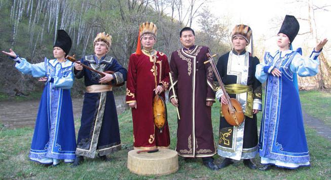 Famiglia linguistica Altai