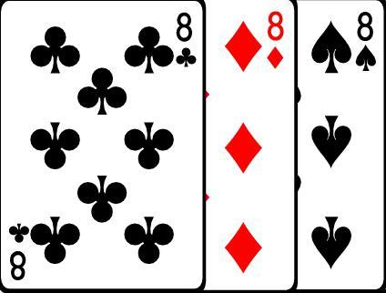 combinazioni di carte nel Texas Holdem