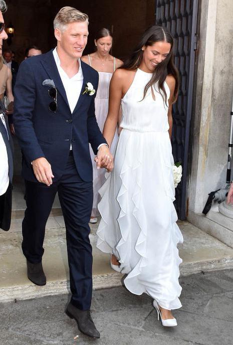 Il matrimonio di Bastiana Schweinsteiger