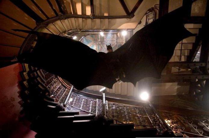 глумци глумаца Батман старт