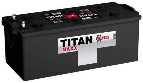 Battery Titan recensioni dei proprietari