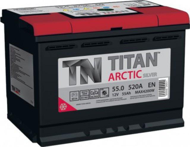 Recensioni artiche al titanio della batteria