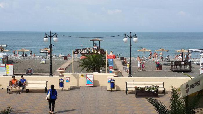 plaža Riviera