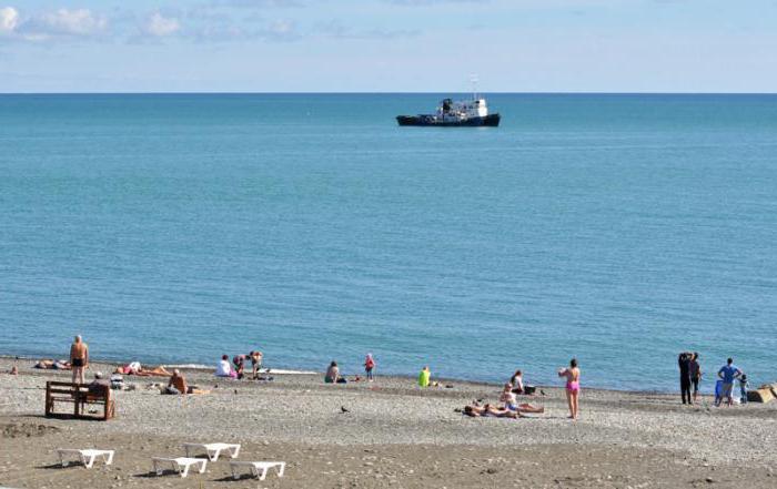 Plaža Soči Riviera